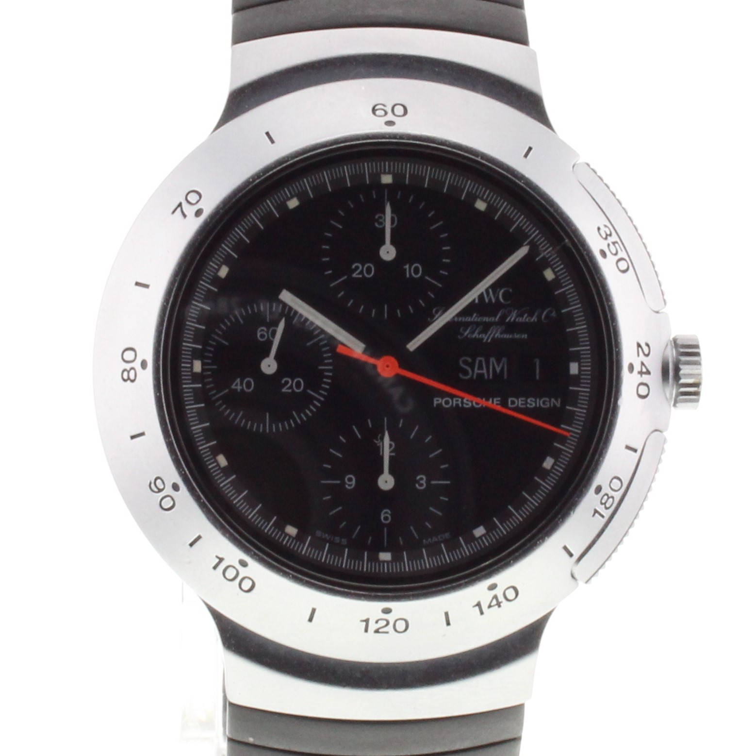 Iwc Porsche Design 3701 For Sale Chronext