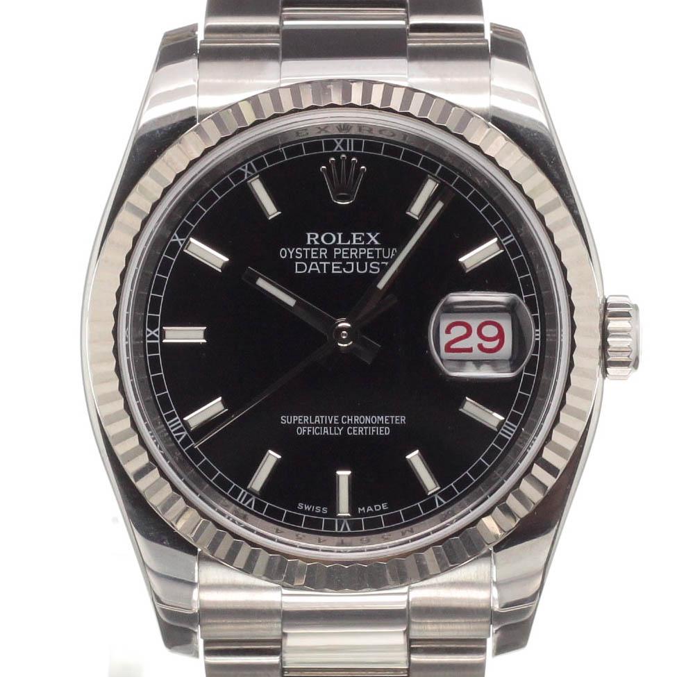 Rolex Datejust 116234 Uhren | CHRONEXT