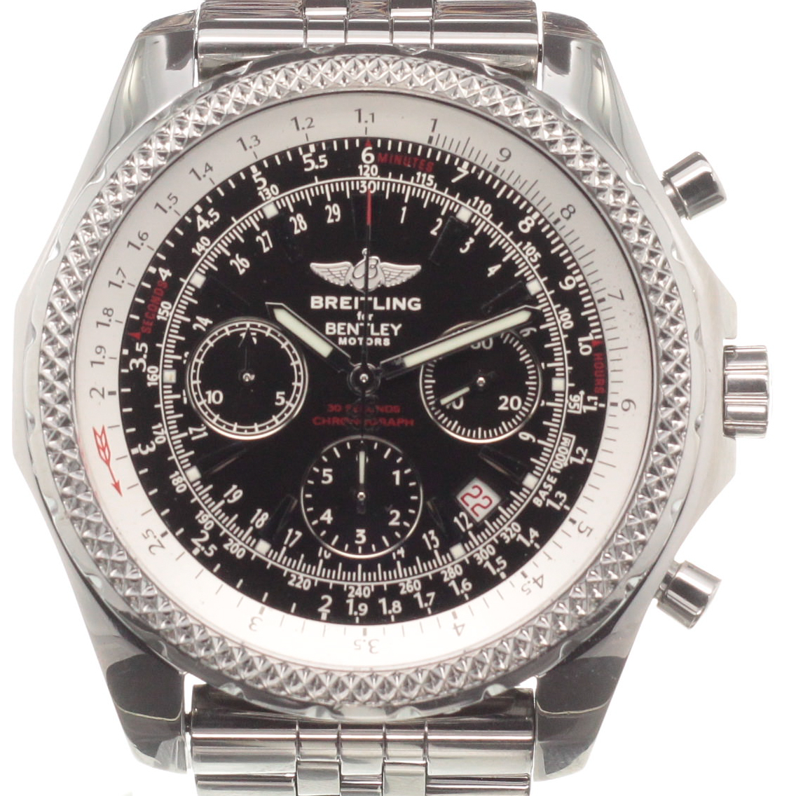 Breitling Bentley A25362 For Sale