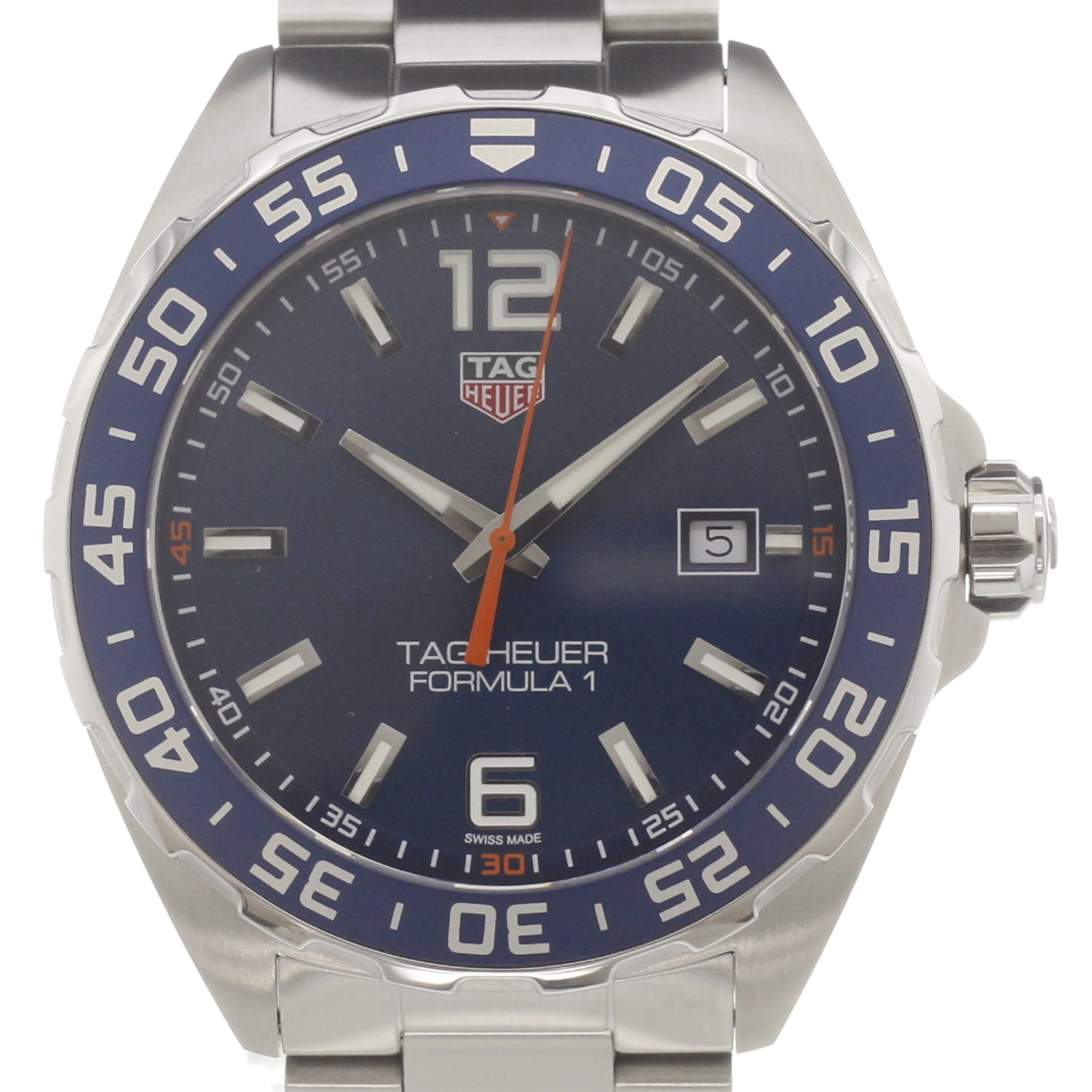 Tag heuer formula 1 waz1010 ba0842 for sale chronext for Tag heuer c flex