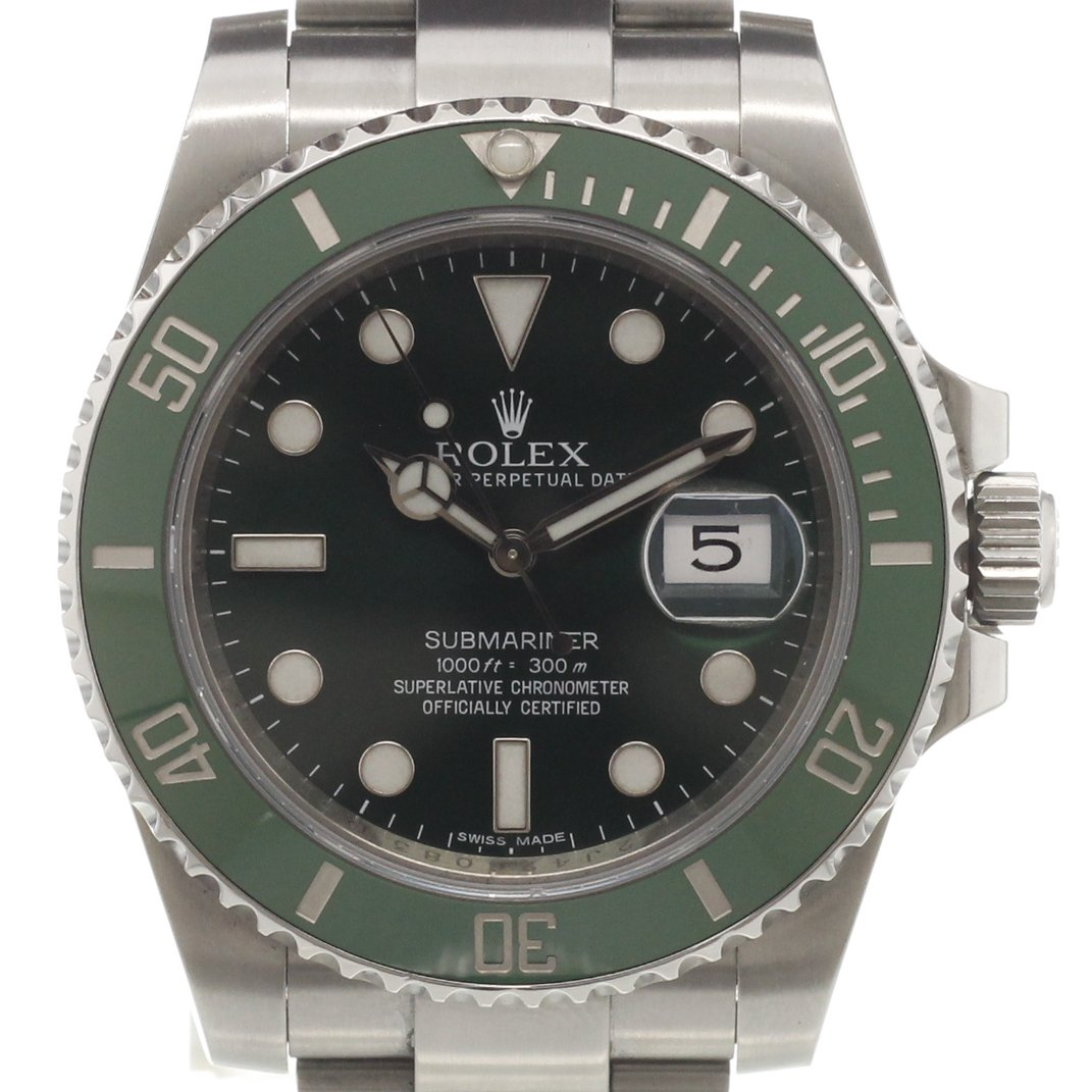 rolex submariner 116610lv kaufen chronext. Black Bedroom Furniture Sets. Home Design Ideas