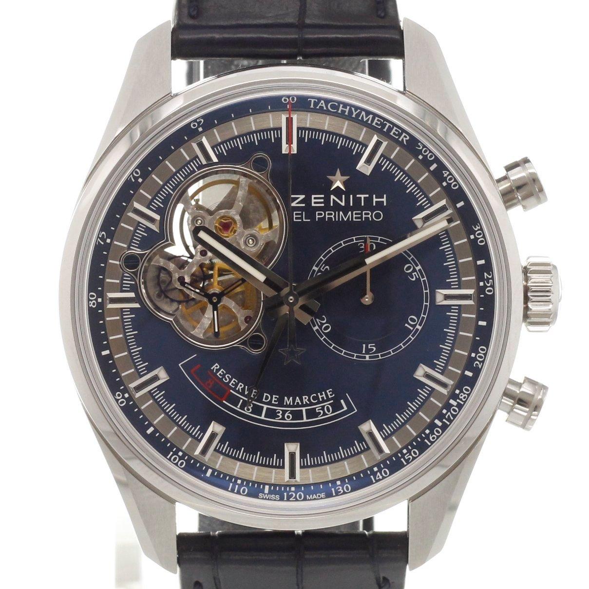 Zenith El Primero Chronomaster Ltd  03 2085 4021/51 C700