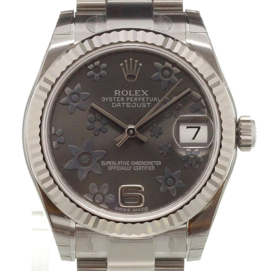 rolex datejust 178274 kaufen chronext. Black Bedroom Furniture Sets. Home Design Ideas