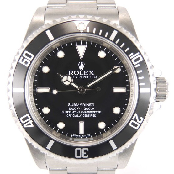 rolex submariner 14060 m kaufen chronext. Black Bedroom Furniture Sets. Home Design Ideas