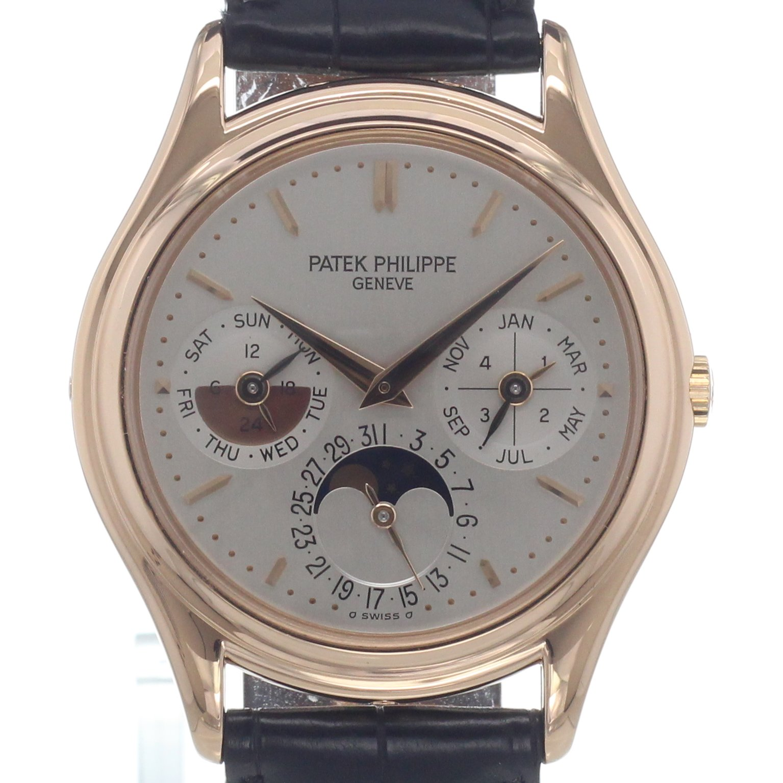 Perpetual Calendar Patek : Patek philippe perpetual calendar r for sale chronext