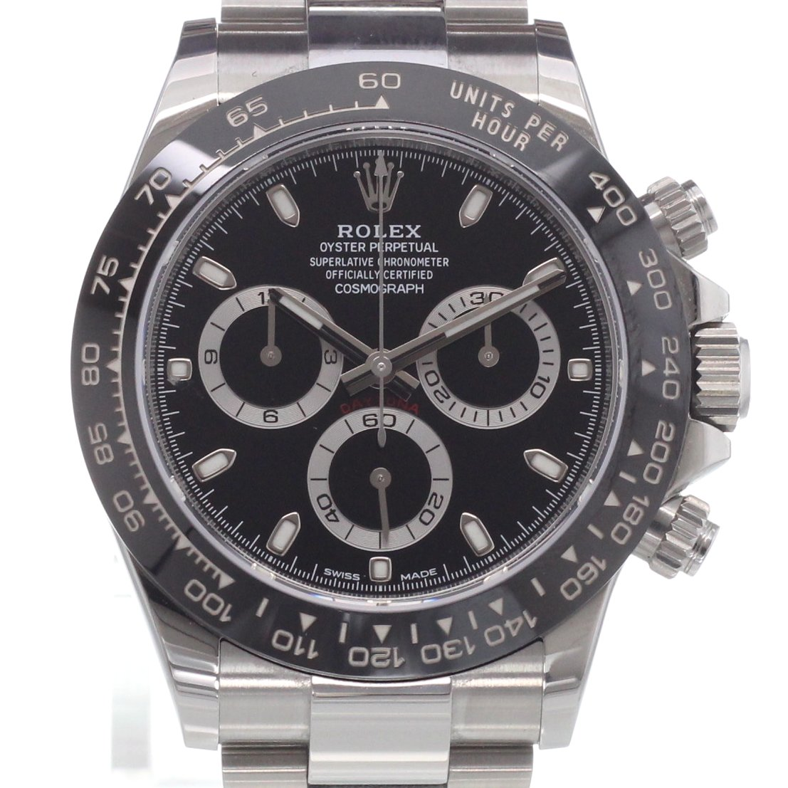 rolex cosmograph daytona 116500ln kaufen chronext. Black Bedroom Furniture Sets. Home Design Ideas