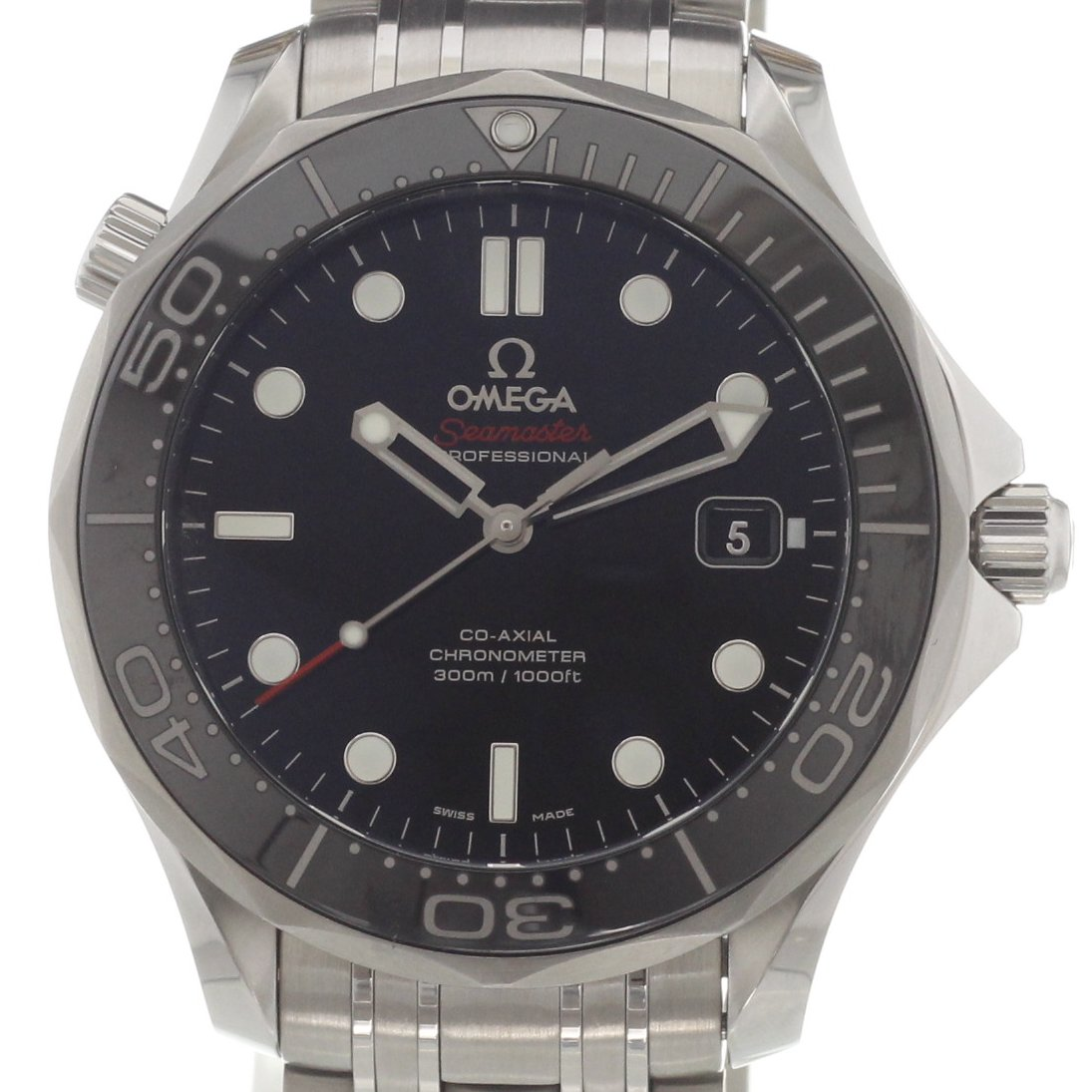 Omega seamaster watches for sale chronext for Omega watch seamaster