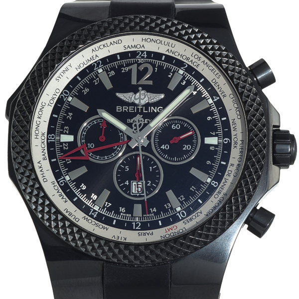 Breitling Breitling For Bentley GMT Chronograph Watches