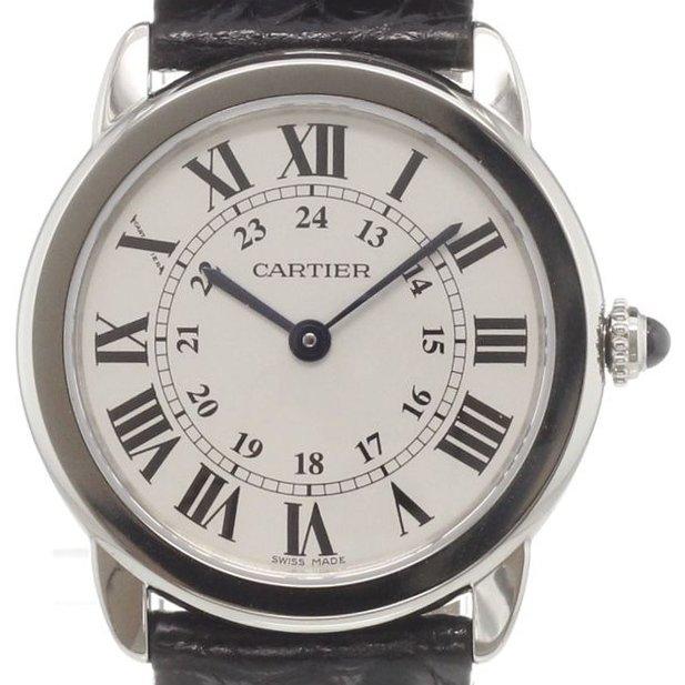 Cartier Ronde De Watches Uk