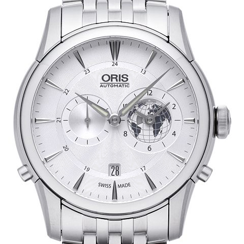 oris artelier greenwich mean time ltd preis und modelle chronext. Black Bedroom Furniture Sets. Home Design Ideas