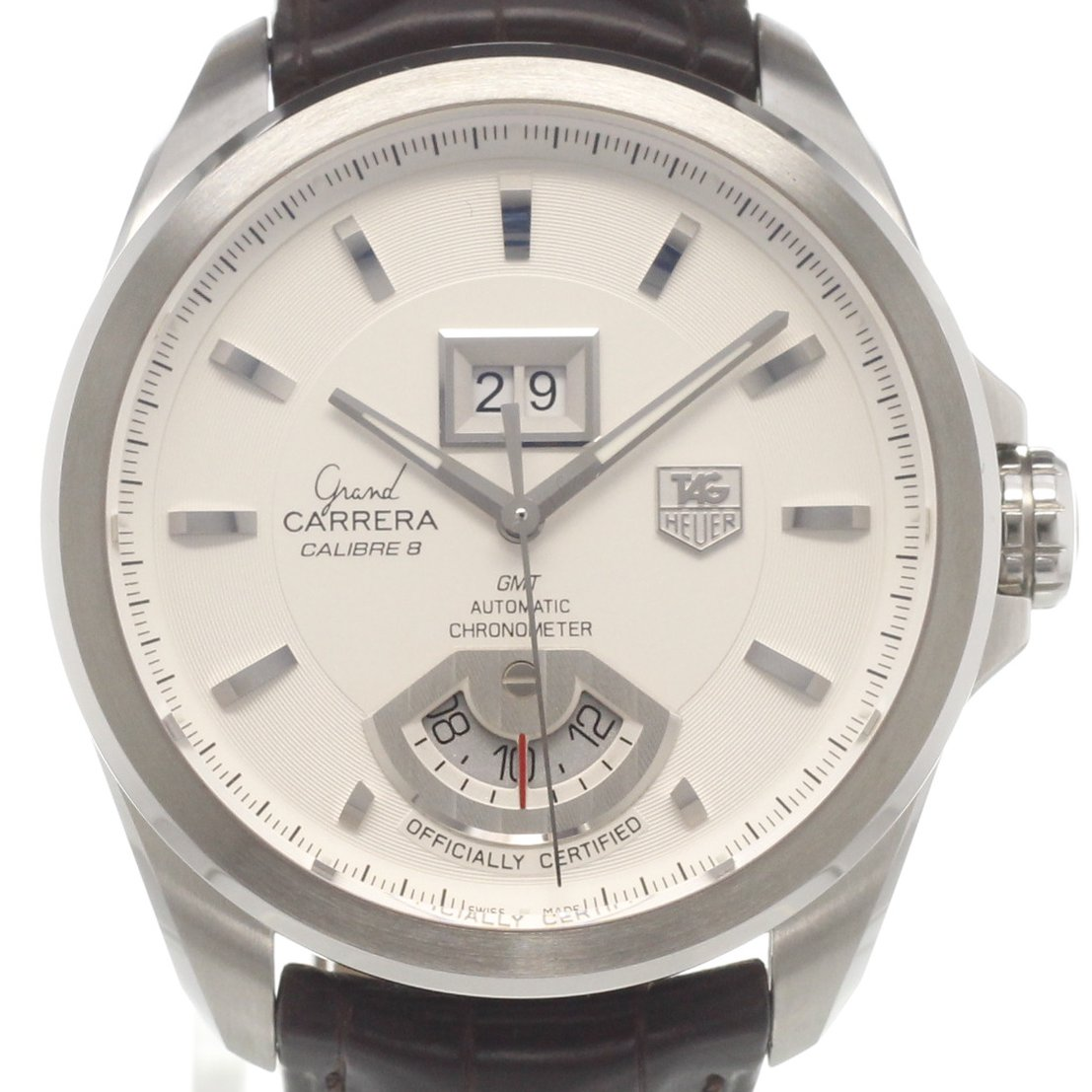 Tag heuer grand carrera wav5112 fc6231 for sale chronext for Tag heuer c flex