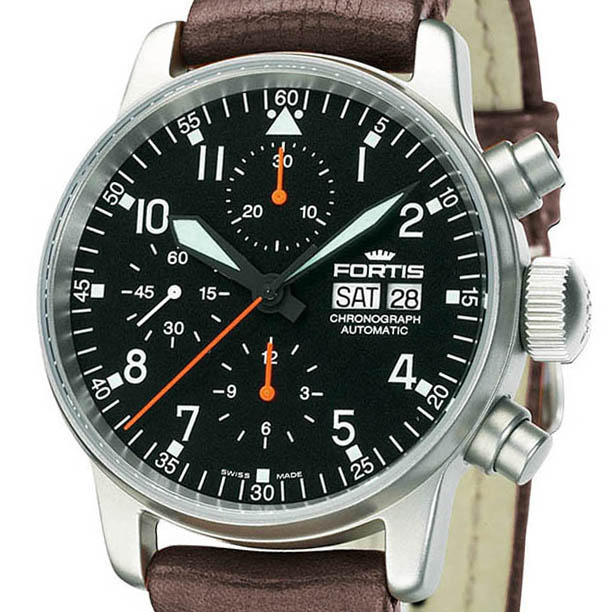 Fortis Pilot Chronograph Watches for Sale