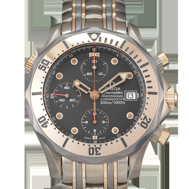 Omega Seamaster 300M Chrono Diver Titanium - 2296.80.00