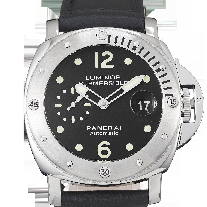 Panerai Luminor Submersible Stainless Steel - PAM00024