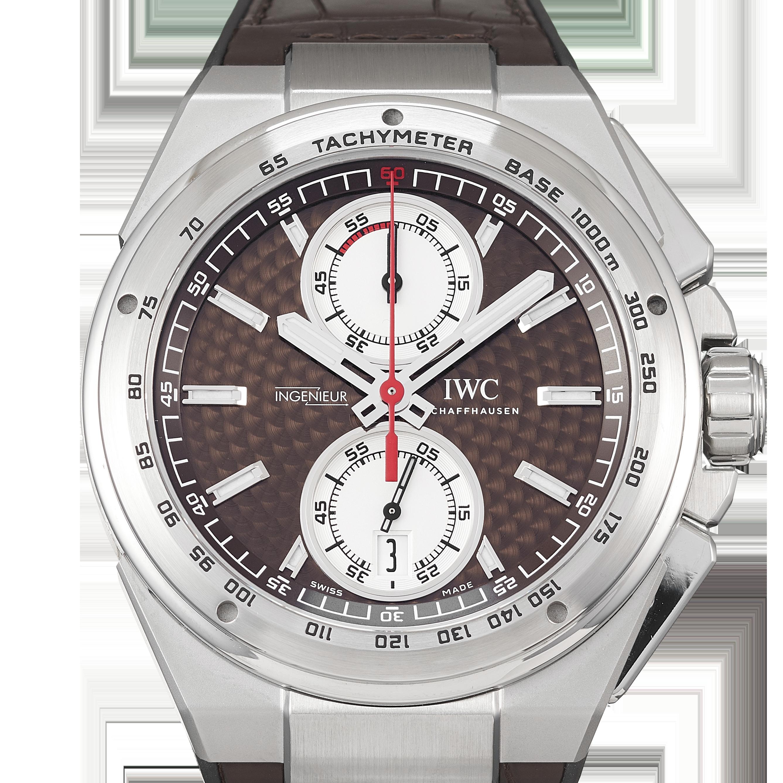 IWC Ingenieur Chronograph Silberpfeil Stainless Steel - IW378511