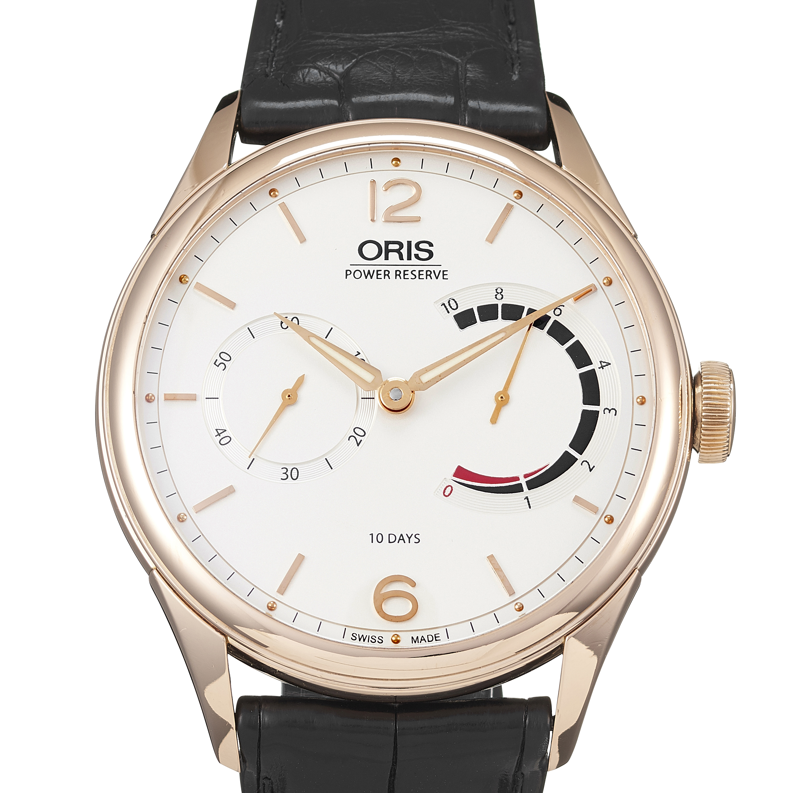 Oris Artelier 110 Years Limited Edition Rose Gold - 110.7700.6081.LS