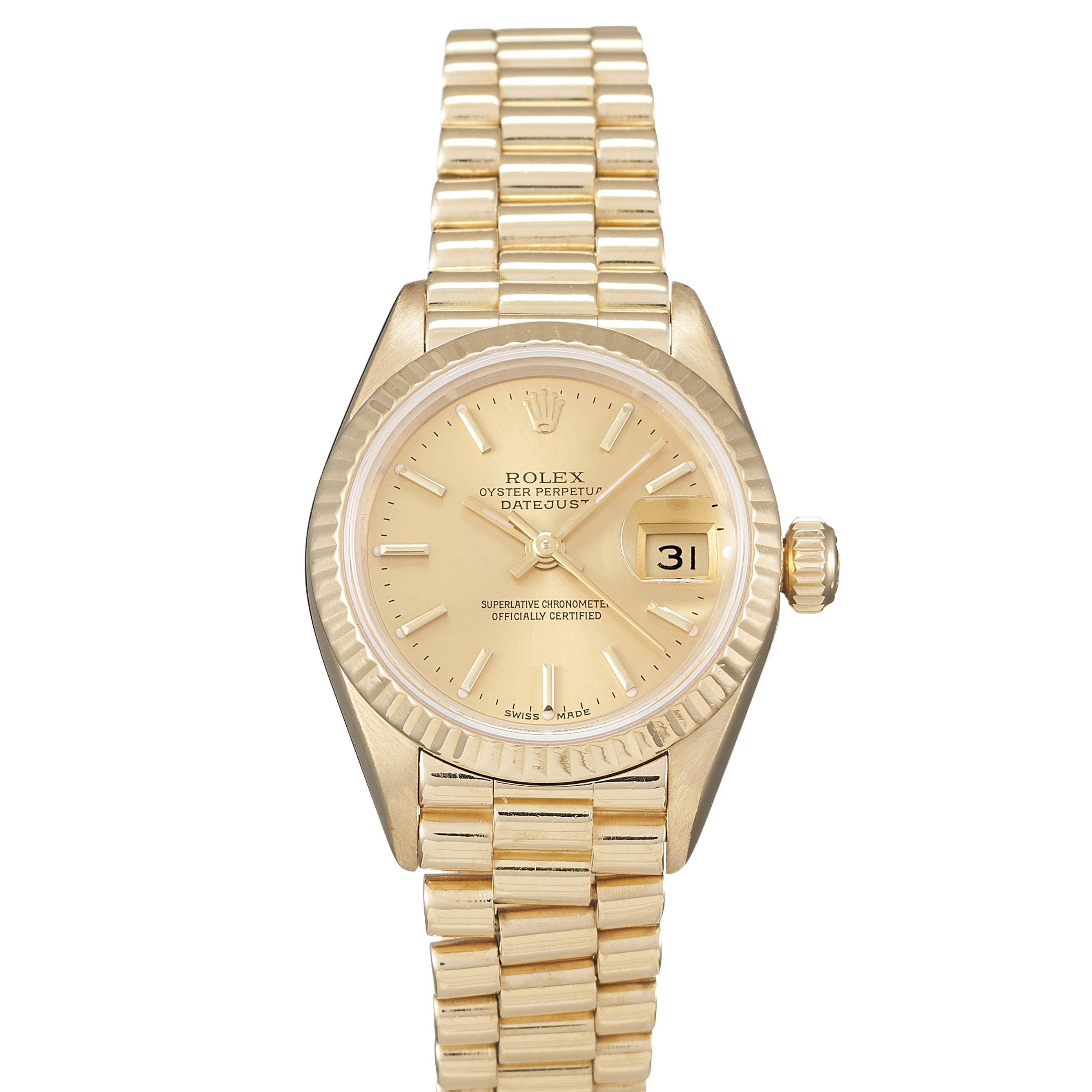 Rolex Lady-Datejust Yellow Gold - 69178