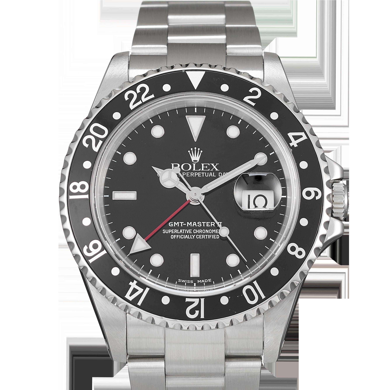 Rolex GMT-Master II Stainless Steel - 16710