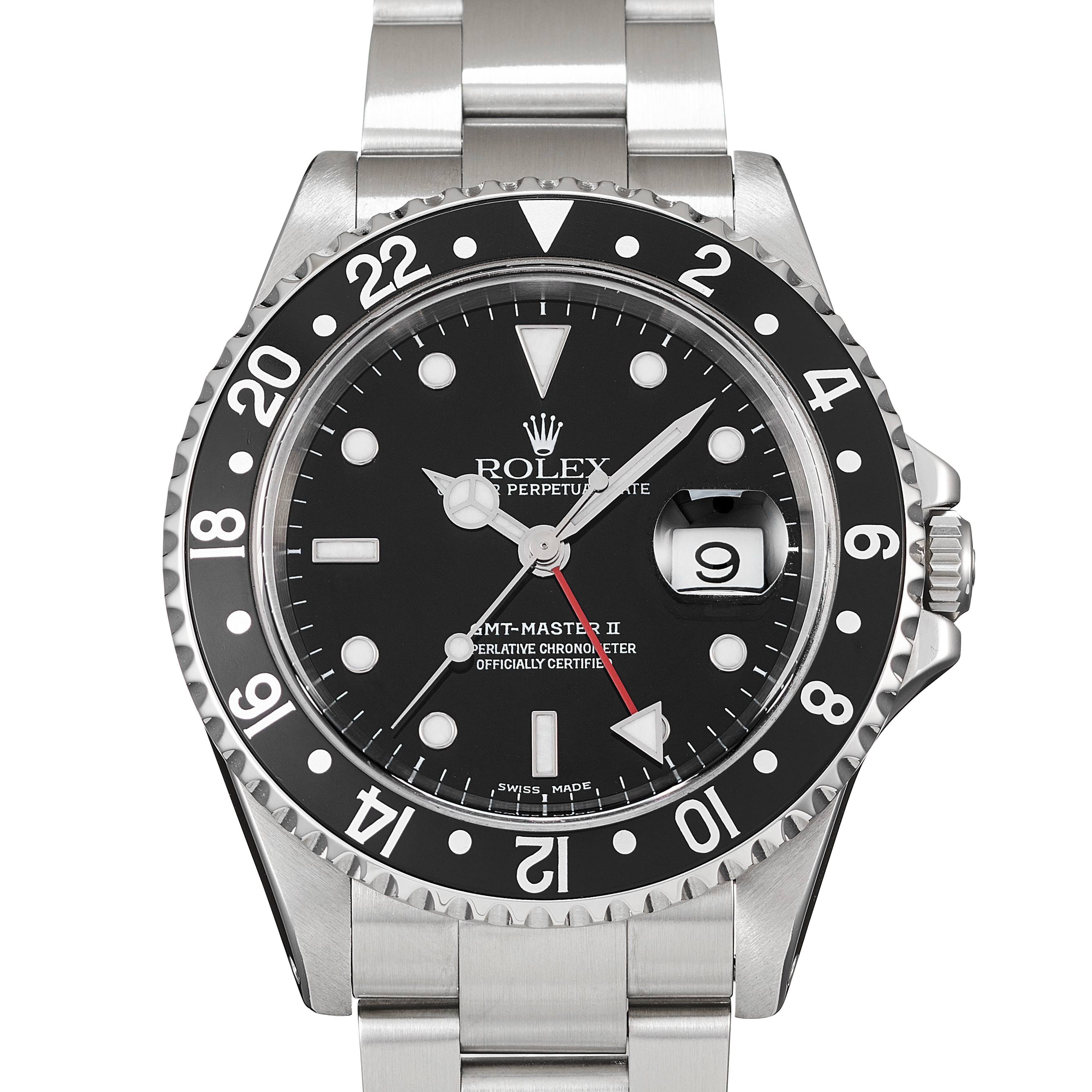 Rolex GMT-Master II Stainless Steel - 16710