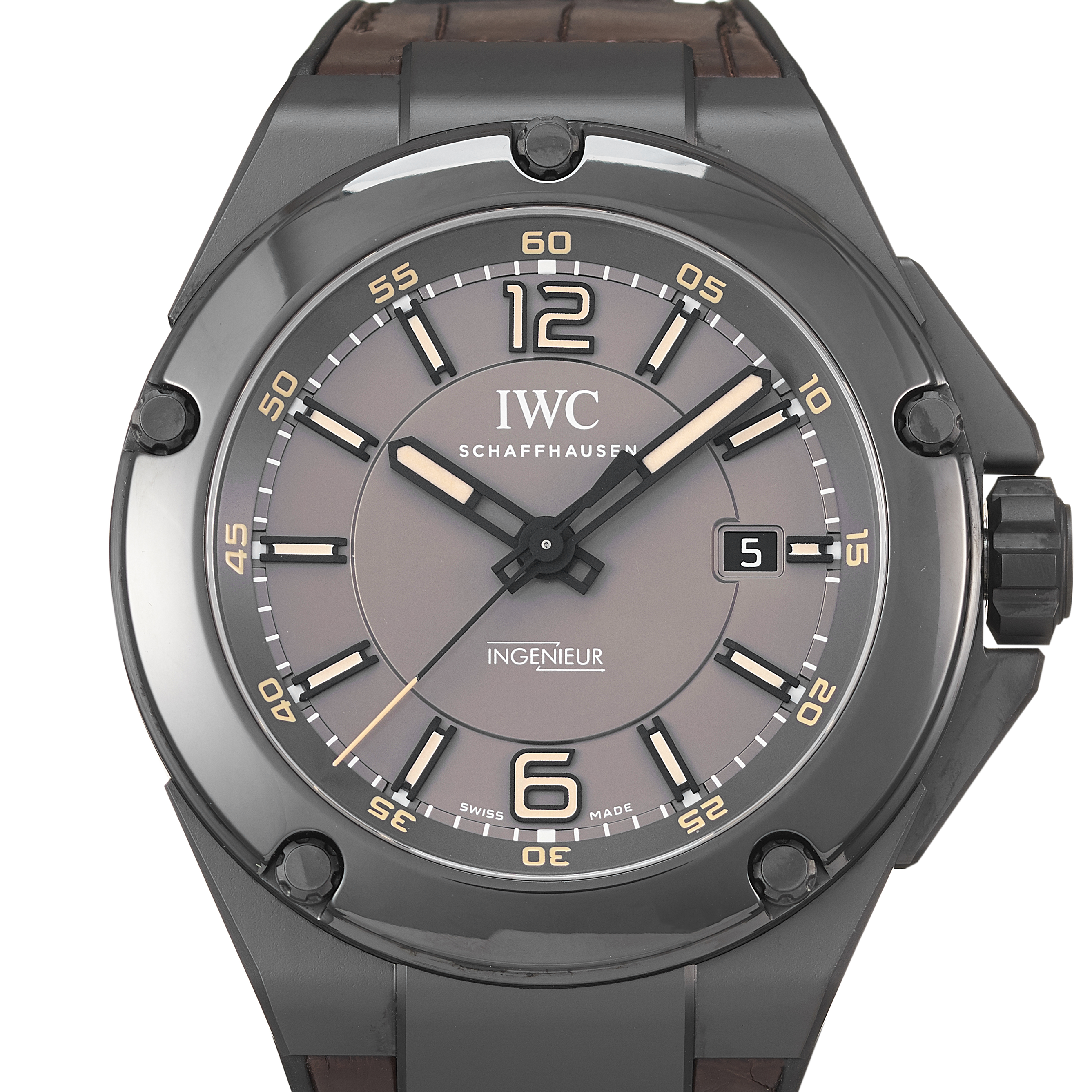 IWC Ingenieur AMG Stainless Steel - IW322504
