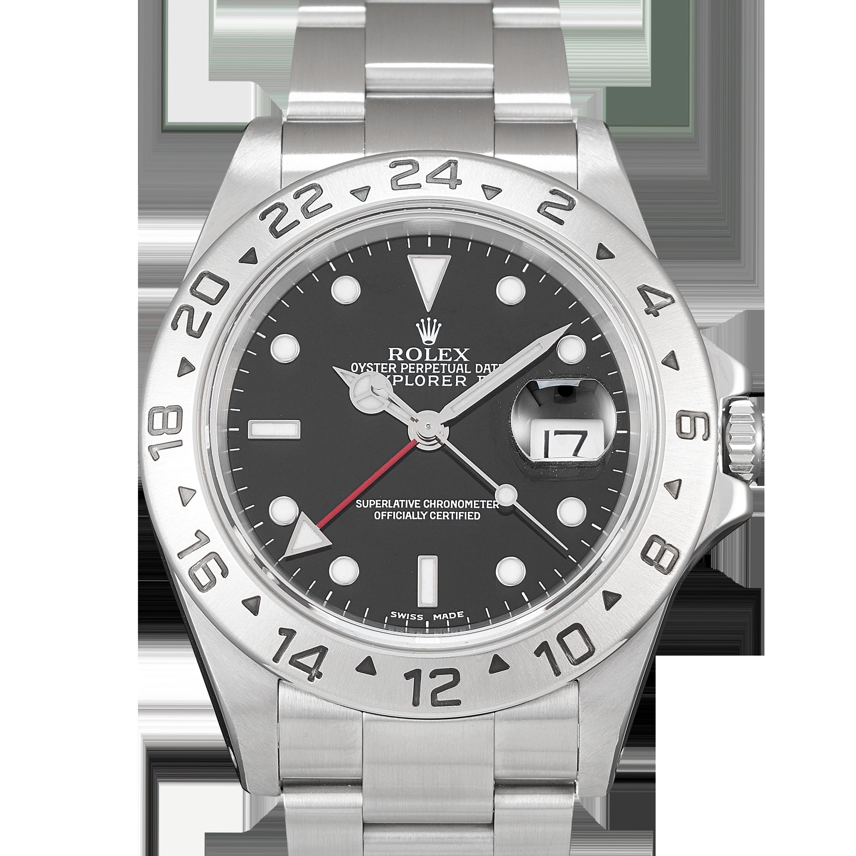 Rolex Explorer II Stainless Steel - 16570