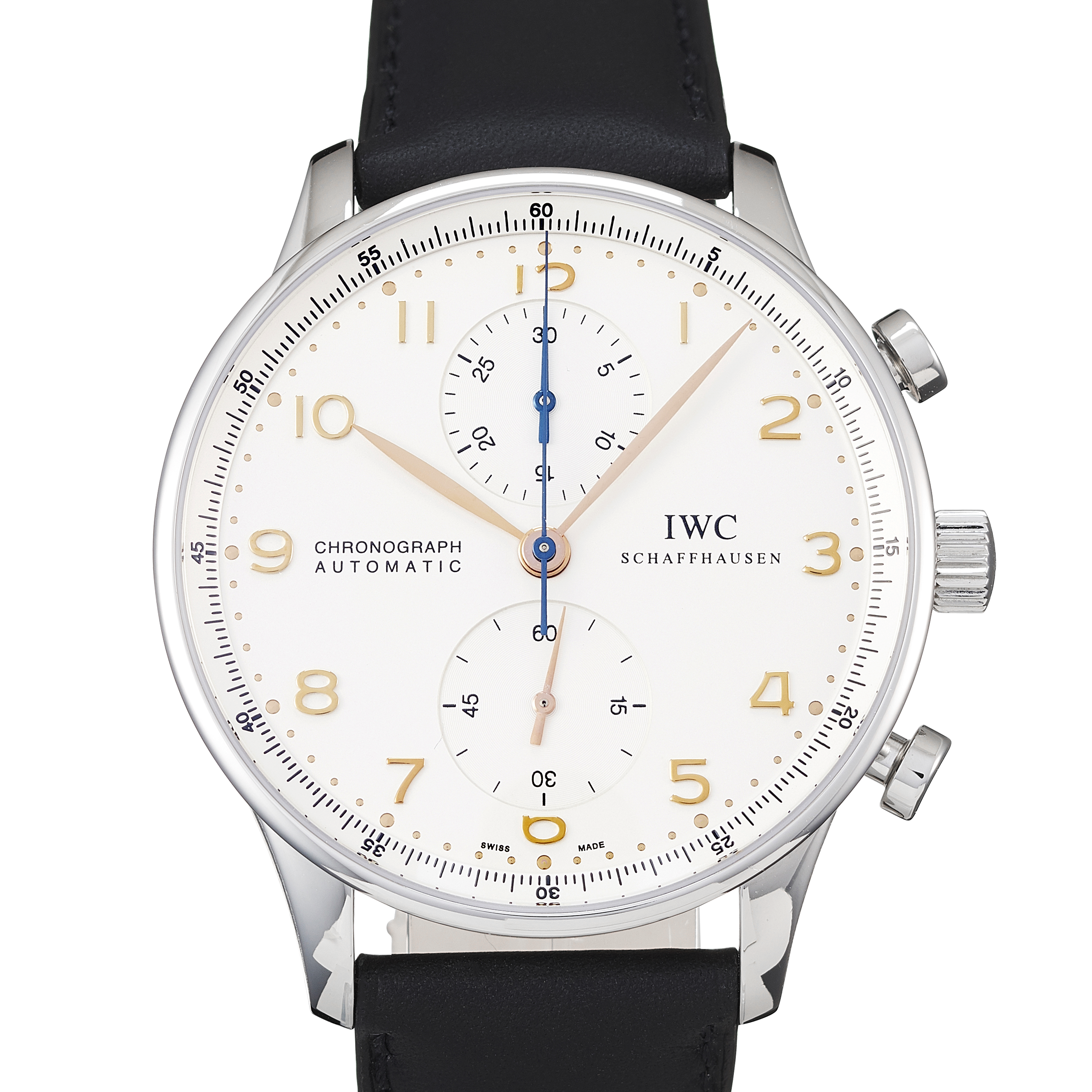 IWC Portugieser Stainless Steel - IW371445