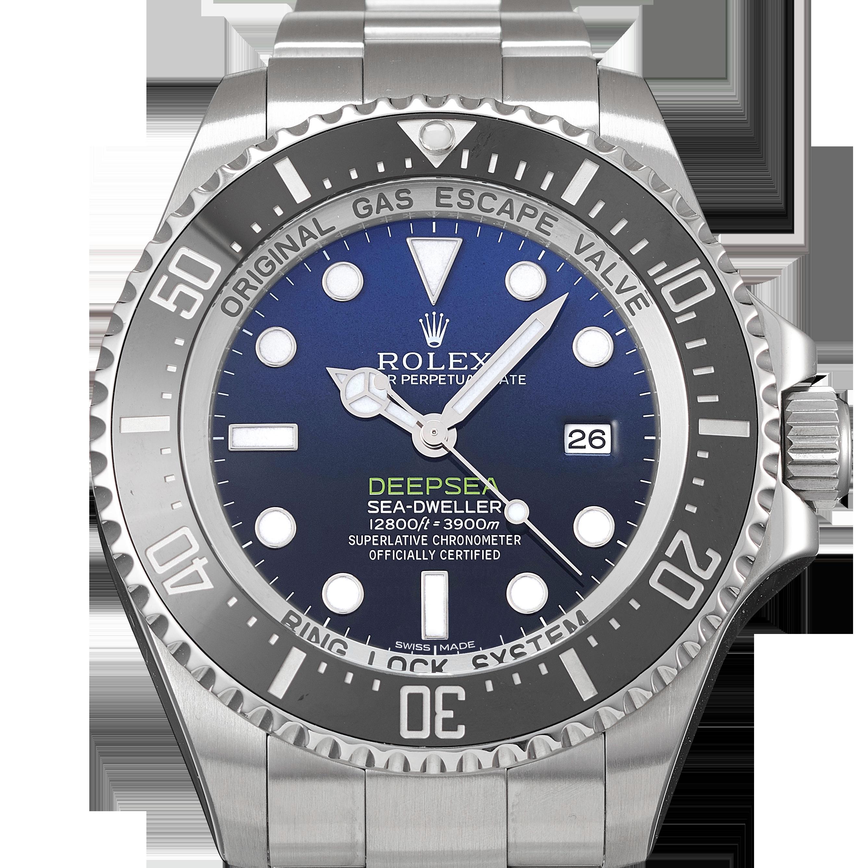 Rolex Sea-Dweller Deepsea D-Blue Stainless Steel - 116660
